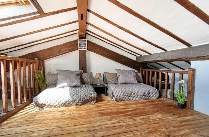 Apartment in Victor Tuby Duplex, Le Suquet - 11