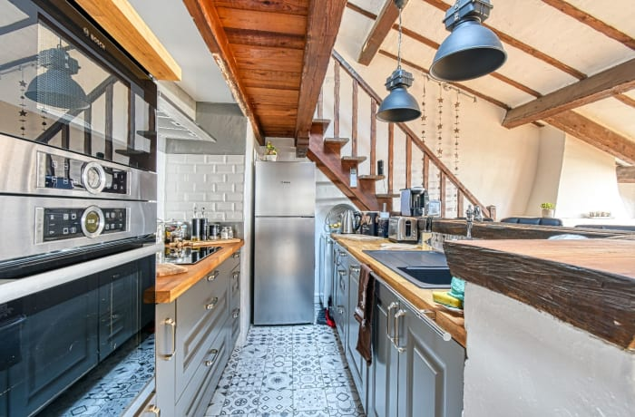 Apartment in Victor Tuby Duplex, Le Suquet - 10