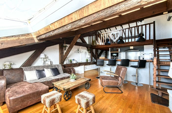 Apartment in Victor Tuby Duplex, Le Suquet - 5
