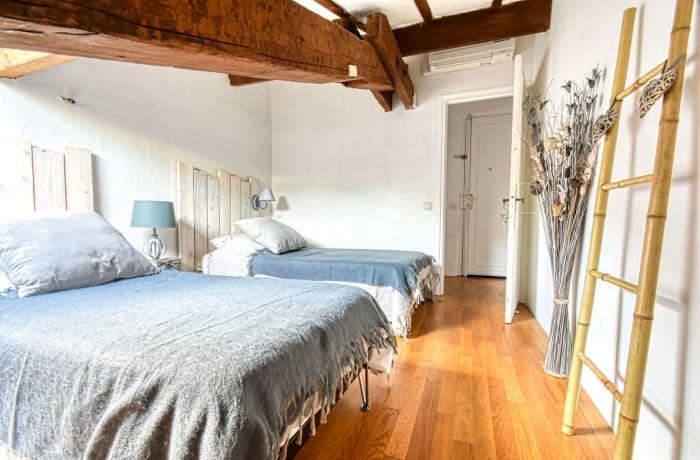 Apartment in Victor Tuby Duplex, Le Suquet - 12