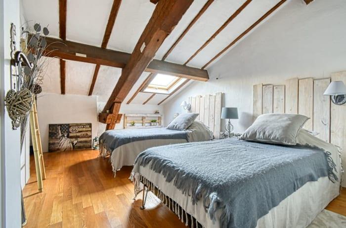 Apartment in Victor Tuby Duplex, Le Suquet - 13