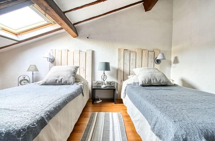 Apartment in Victor Tuby Duplex, Le Suquet - 15