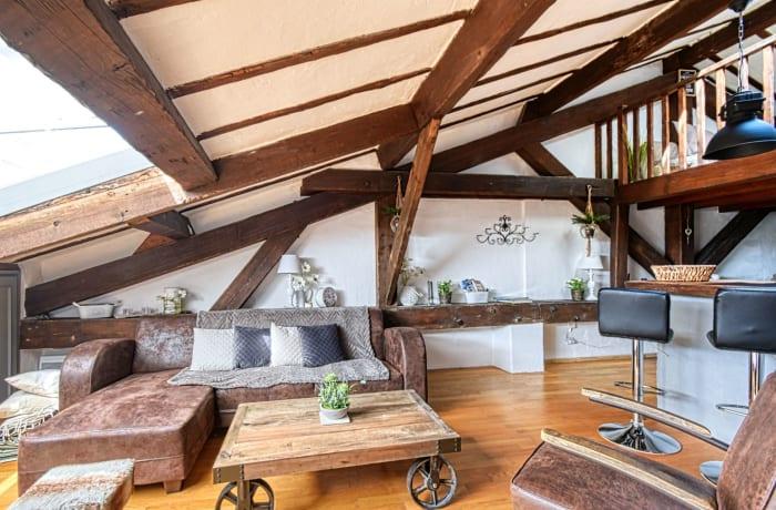 Apartment in Victor Tuby Duplex, Le Suquet - 2