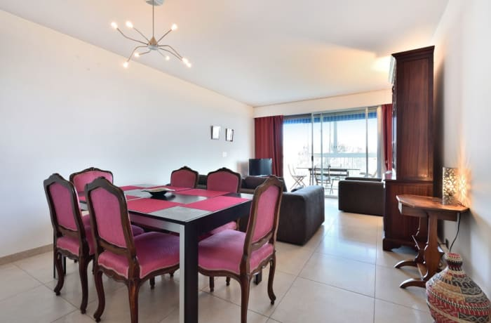 Apartment in Beaulieu Sur Mer, Petit Juas - 4
