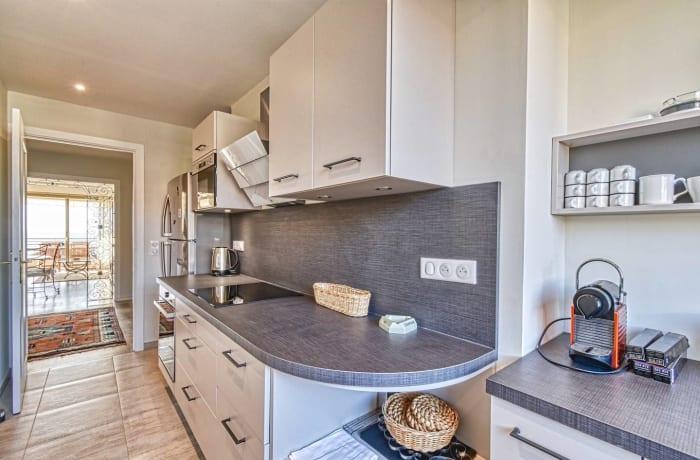 Apartment in La Croisette I, Pointe Croisette - 6