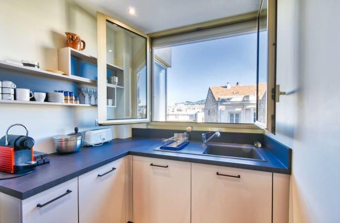 Apartment in La Croisette I, Pointe Croisette - 5