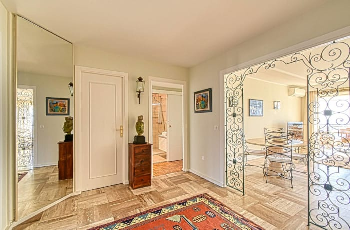 Apartment in La Croisette I, Pointe Croisette - 13