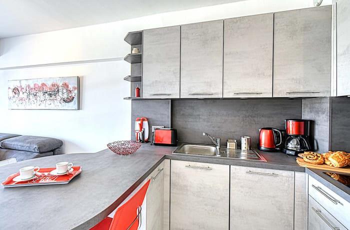 Apartment in Lacour, Pointe Croisette - 6
