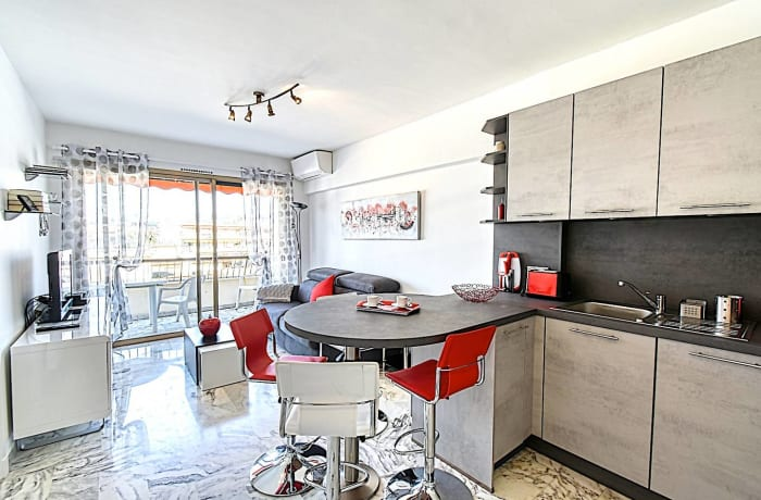Apartment in Lacour, Pointe Croisette - 5