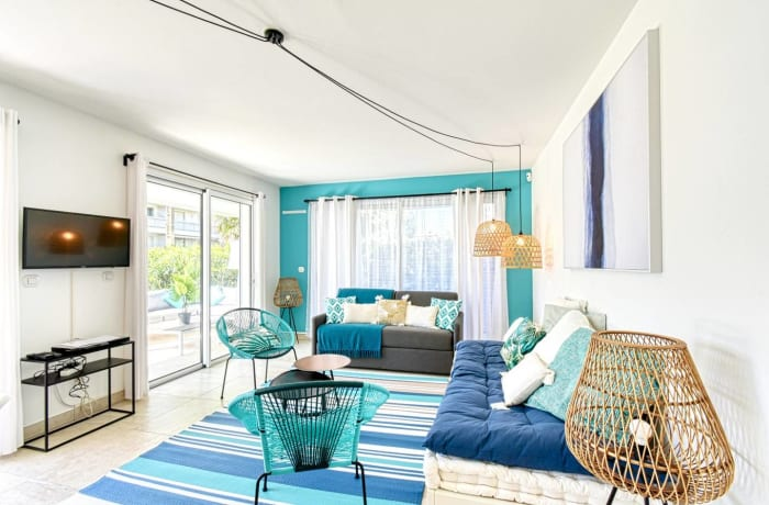 Apartment in Mourre-Rouge, Pointe Croisette - 2