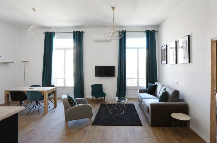 Apartment in Boulevard Carnot, Carnot - 1