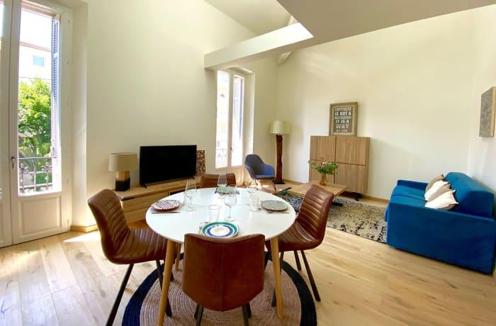 Apartment in Saint Nicolas I, Prado Republique - 1