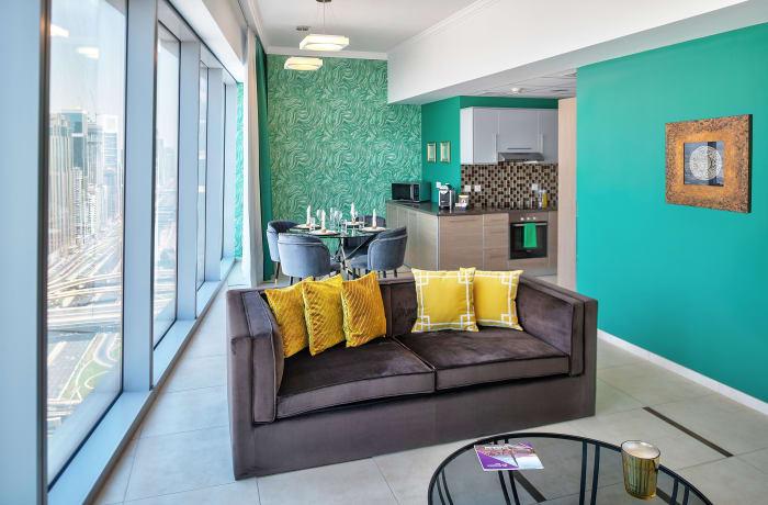 Apartment in Burj Gate Skyline III, Dubai International Financial Center - 0