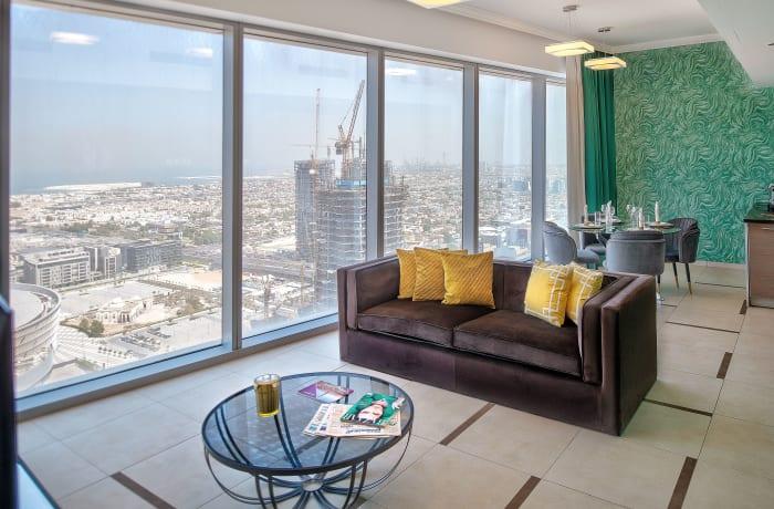 Apartment in Burj Gate Skyline III, Dubai International Financial Center - 1