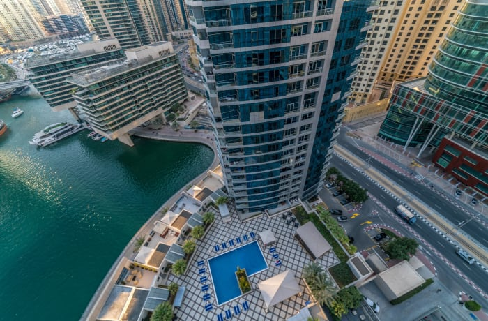Apartment in Classic Bay Central, Dubai Marina - 17