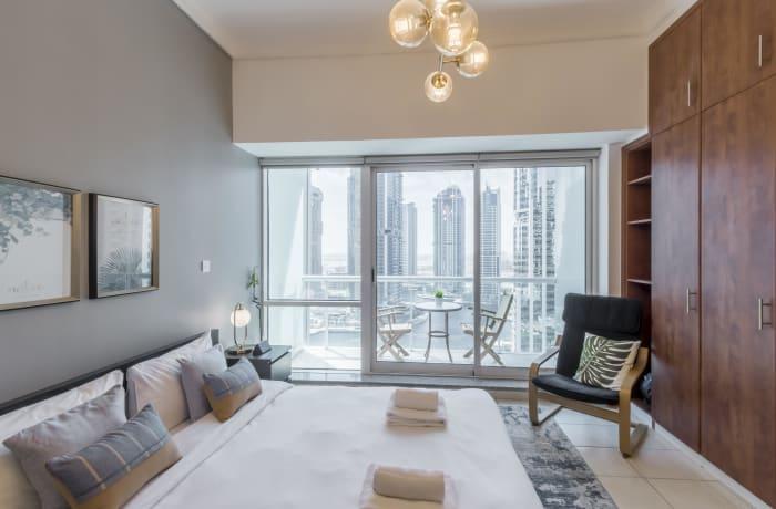 Apartment in Lake Terrace Tower, Dubai Marina - 0