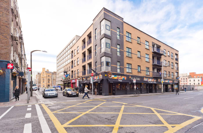 Apartment in Trinity near Liffey, City Centre - 0