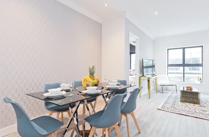 Apartment in Trinity near Liffey, City Centre - 4