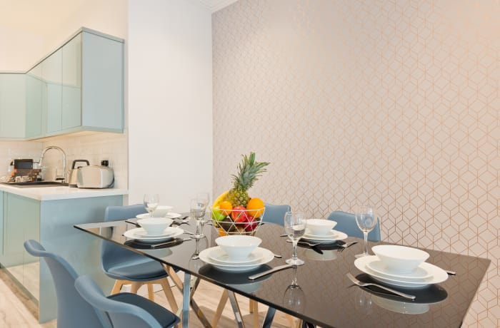 Apartment in Trinity near Liffey, City Centre - 5