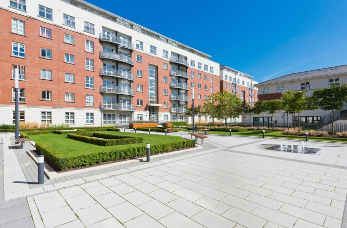 Apartment in Contemporary Charlotte Quay II, Grand Canal Dock - 14