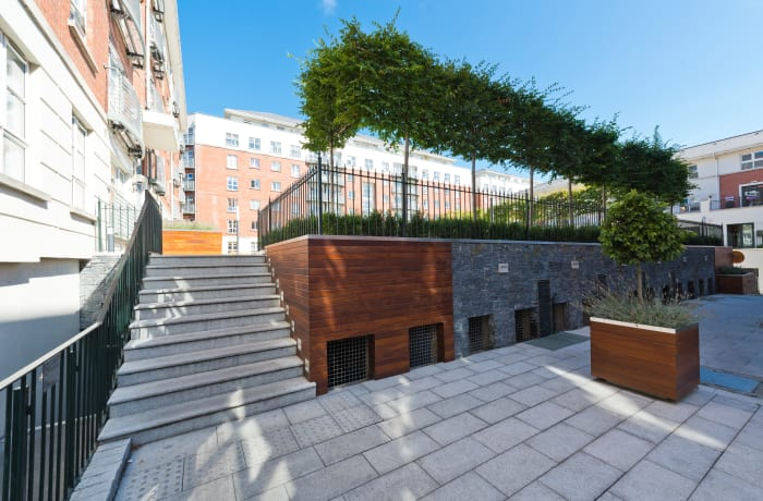 Apartment in Contemporary Charlotte Quay II, Grand Canal Dock - 0