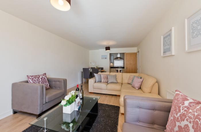 Apartment in Spacious Grand Canal III, Grand Canal Dock - 6