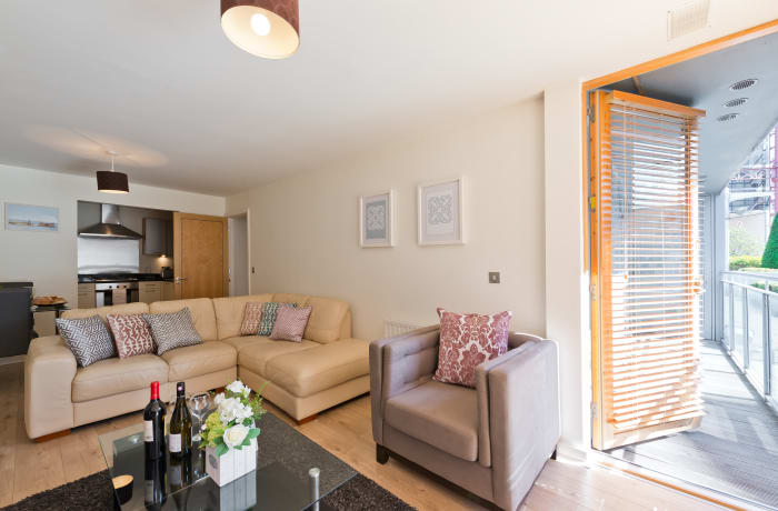 Apartment in Spacious Grand Canal III, Grand Canal Dock - 5