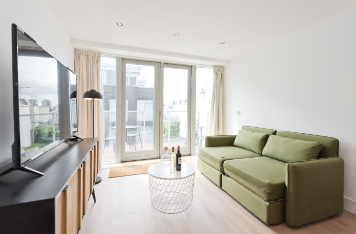 Apartment in Fitzwilliam Quay I, Grand Canal Dock - 2