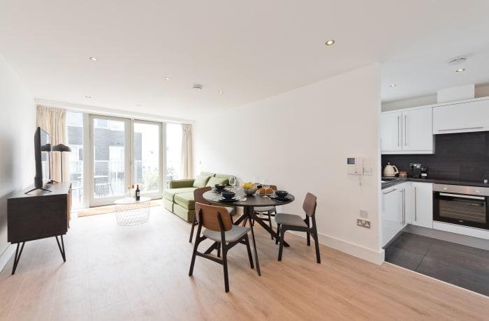 Apartment in Fitzwilliam Quay I, Grand Canal Dock - 1