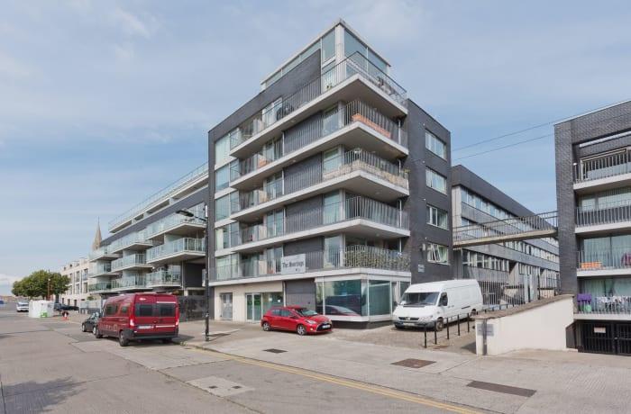 Apartment in Fitzwilliam Quay I, Grand Canal Dock - 0