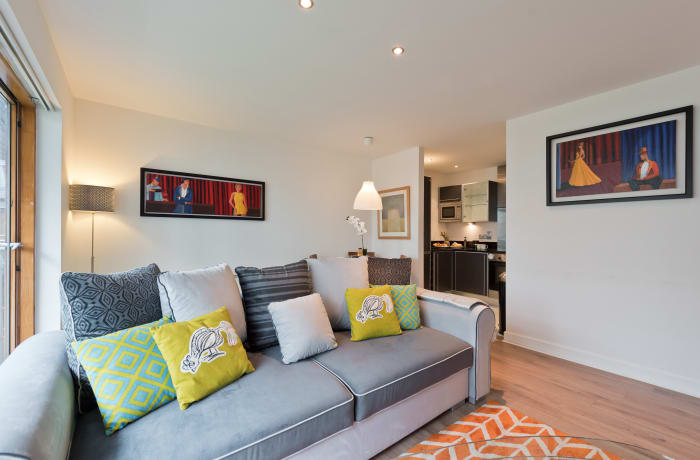 Apartment in Gallery Quay, Grand Canal Dock - 4