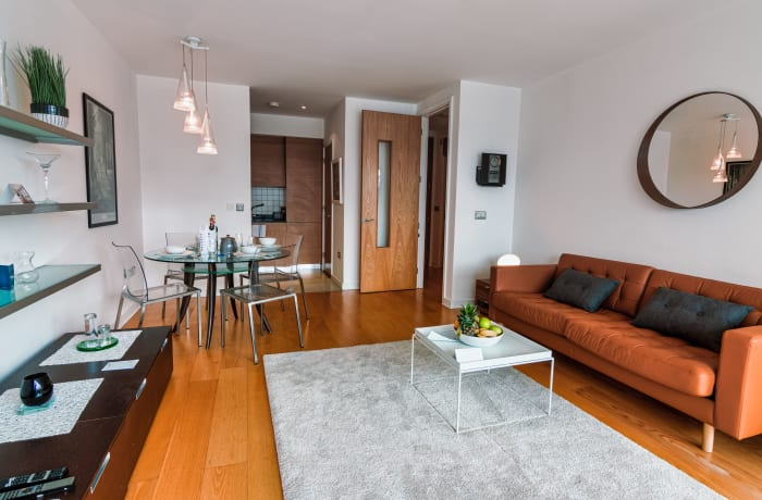 Apartment in Hanover Quay, Grand Canal Dock - 2