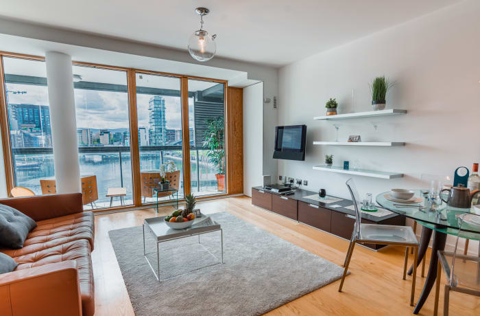 Apartment in Hanover Quay, Grand Canal Dock - 3