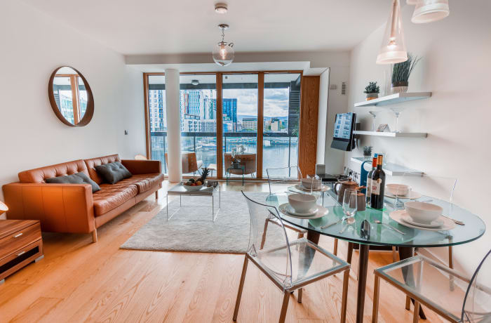 Apartment in Hanover Quay, Grand Canal Dock - 1