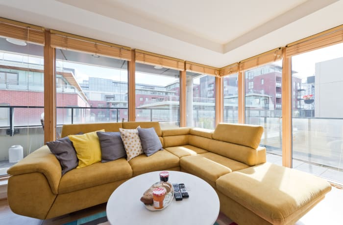 Apartment in Hanover Wharf, Grand Canal Dock - 2
