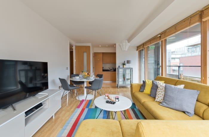Apartment in Hanover Wharf, Grand Canal Dock - 4