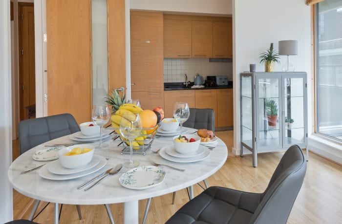 Apartment in Hanover Wharf, Grand Canal Dock - 6