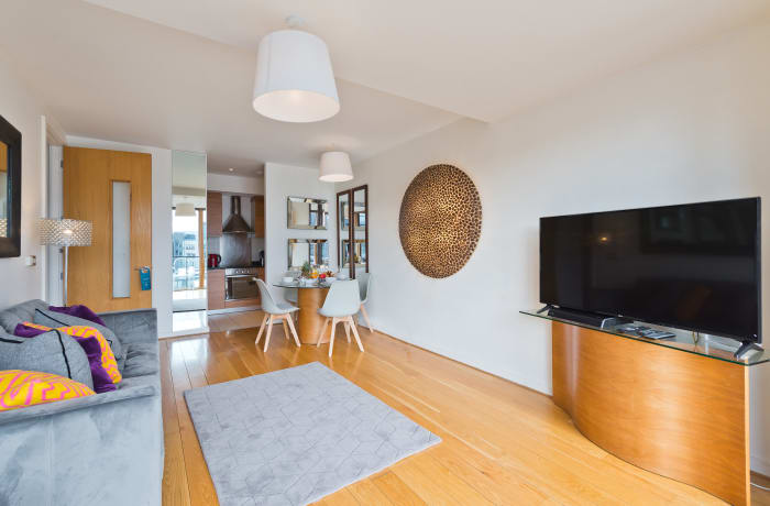Apartment in Lovely Riverside I, Grand Canal Dock - 5