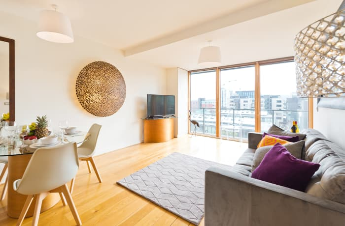Apartment in Lovely Riverside I, Grand Canal Dock - 1