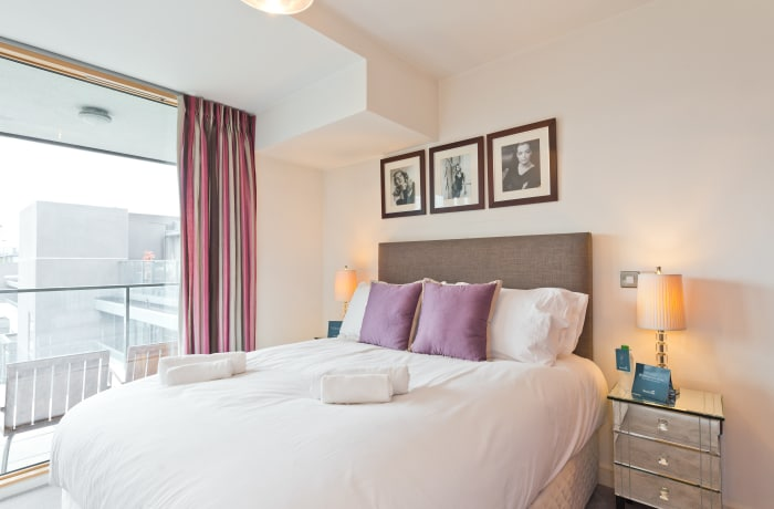 Apartment in Lovely Riverside I, Grand Canal Dock - 14