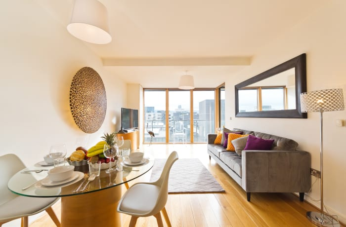 Apartment in Lovely Riverside I, Grand Canal Dock - 4