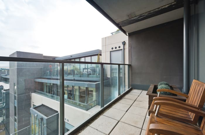 Apartment in Lovely Riverside I, Grand Canal Dock - 21