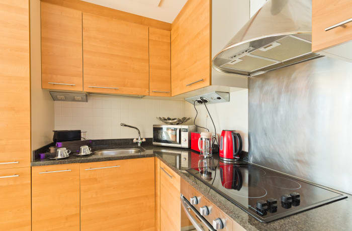 Apartment in Lovely Riverside I, Grand Canal Dock - 9