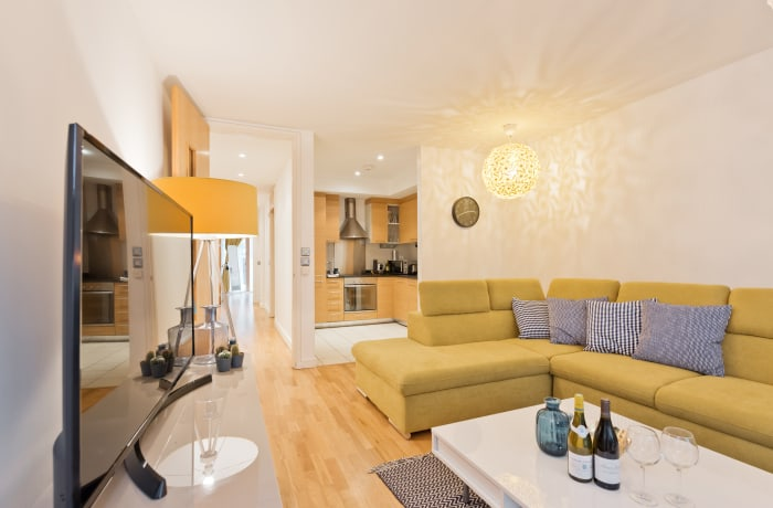 Apartment in Lovely Riverside II, Grand Canal Dock - 4