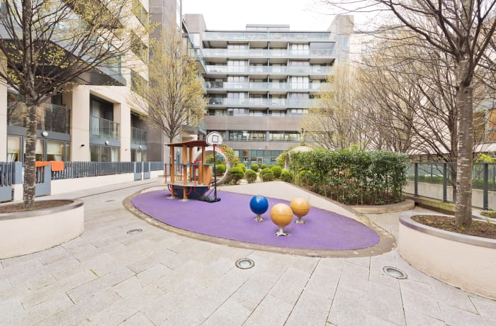 Apartment in Lovely Riverside II, Grand Canal Dock - 20