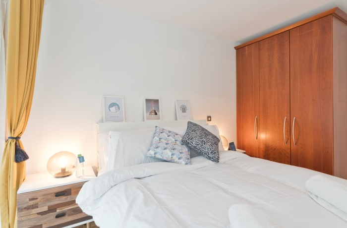 Apartment in Lovely Riverside II, Grand Canal Dock - 13