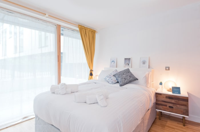 Apartment in Lovely Riverside II, Grand Canal Dock - 11