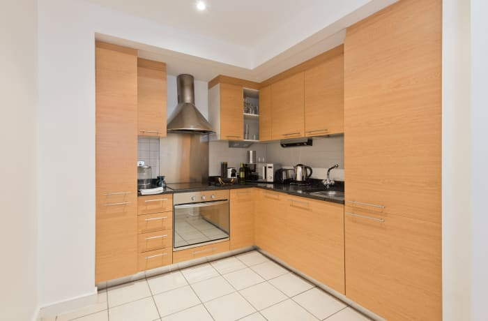 Apartment in Lovely Riverside II, Grand Canal Dock - 7