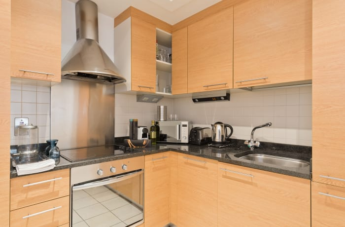 Apartment in Lovely Riverside II, Grand Canal Dock - 8