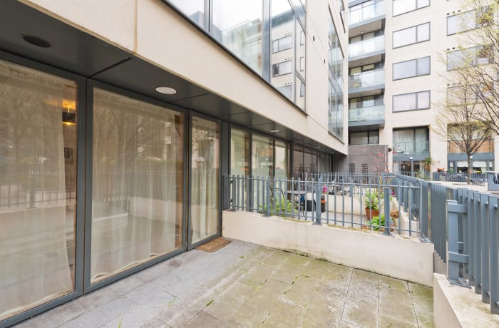 Apartment in Lovely Riverside II, Grand Canal Dock - 18